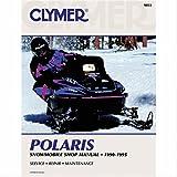 Clymer Polaris Snowmobile (1990-1995) consumer electronics Electronics