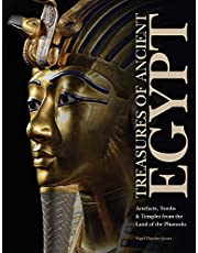 Treasures of Ancient Egypt: Artefacts, Tombs & Temples from the Land of the Pharaohs