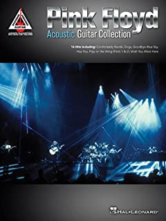 Book Cover: Pink Floyd - Acoustic Guitar Collection