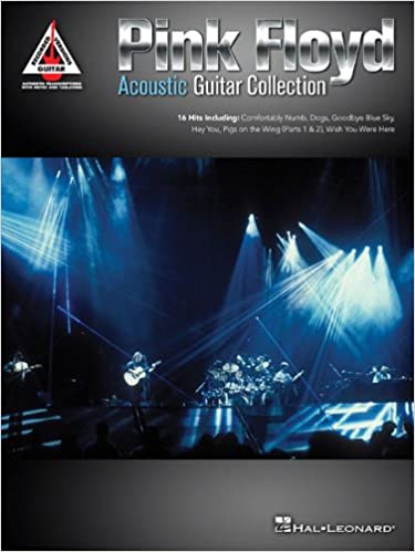 Pink Floyd - Acoustic Guitar Collection GTAB Guitar Tab: Amazon.co ...