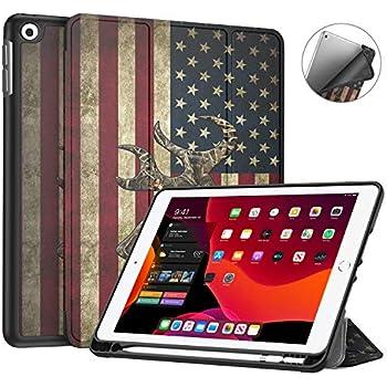 1xIpad 2 3 4  Stand Case Cover Gray Checkered Design USA Seller