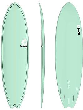 Tabla de Surf Torq epoxy Tet 7.2Fish Seag reen onda Jinete Surf