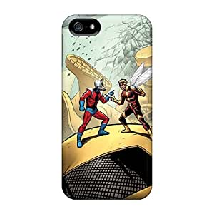 Great Hard Cell-phone Cases For Iphone 5/5s (PBz6550xiMR) Unique Design Trendy Ant Man Series