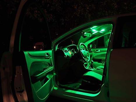 Mitsubishi colt czc cabriol etrg verde luce illuminazione interni