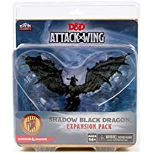 D&D Attack Wing: Wave Two - Shadow Black Dragon Expansion Pack