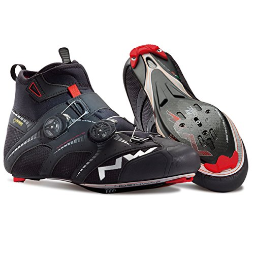 Chaussures Northwave Extreme Winter GTX Road Noir 2016