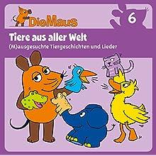 Die Sendung mit der Maus - CD 6 (CD de audio)