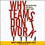 Why Teams Don't Work | Harvey Robbins,Michael Finley
