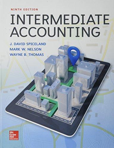Intermediate Accounting W/Access