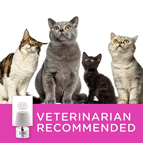 Calming products for cats