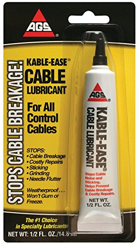 Ags Kable-Ease Cable Lubricant 0.5 Oz. Tube
