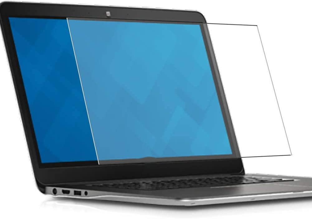 Puccy Privacy Screen Protector Film, Compatible with Dell Inspiron 15 7000 (7548) 15.6