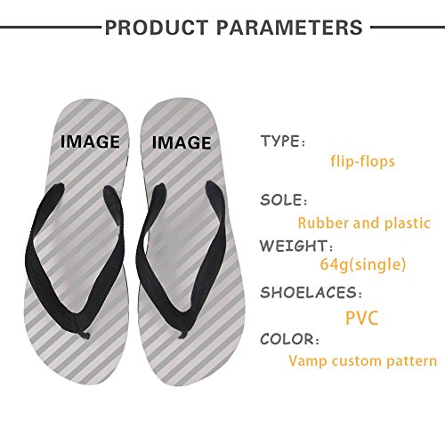 Water Printed Coloranimal Shower Bathroom Flops Womens Universe Casual Space Shoes EU38 Flip txq6w4F7