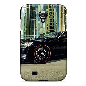 Scratch Resistant Hard Phone Cover For Samsung Galaxy S4 With Customized Stylish Bmw M3 Image MansourMurray