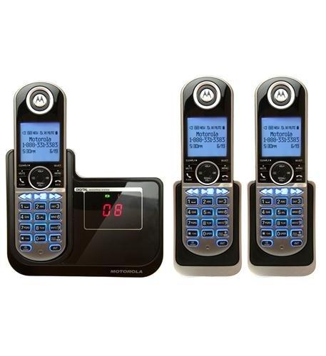 Binatone/ Motorola P1003 Motorola 3-handset DECT Cordless