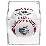 DAVID ORTIZ 500 HOME RUNS COMMEMORATIVE BOSTON RED SOX 2015 BALL CUBED RAWLINGS BASEBALL