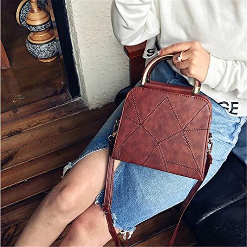 borsa per quadrataPersonalit Bag Fannb donna Messenger spallatracollaPiccola rxthdBCQs