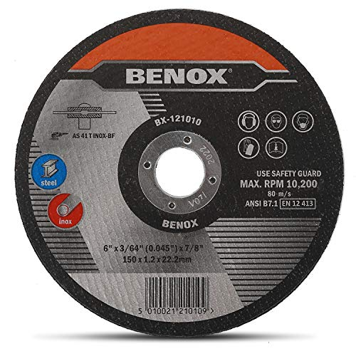 1//8-Inch OREGON OR534-18A Grinding Wheel Fоur Расk