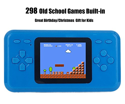 JJFUN RS-28 Handheld Game Console for Kids,Classic Retro Game Player with 2.4