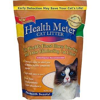 Nullodor USA Health Meter Cat Litter, 3 lbs., My Pet Supplies