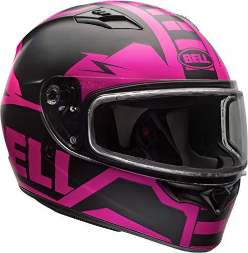 Qualifier Snow Dual Shield Helmet (Matte Pink/Black - X-Small)