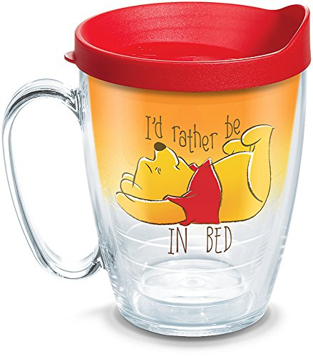 Tervis 1290040 Disney-Winnie the Pooh I'd Rather Be in Bed T