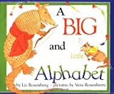 A Big and Little Alphabet, Liz Rosenberg, 0531300501