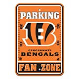 NFL Cincinnati Bengals Plastic Parking Signs