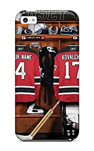 Hot DdzFGOQ5419zAcXi Case Cover Protector For Iphone 5c- New Jersey Devils (28)