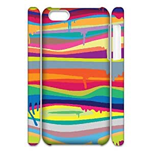 MEIMEI ipod touch 5 Case 3D, Splash Painting Case for ipod touch 5 white lmipod touch 5173140LINMM58281