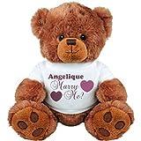 Angelique, Will You Marry Me?: Medium Plush Teddy Bear