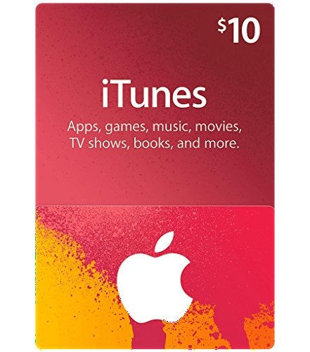 Amazon.com: Itune $10: Tarjetas de regalo