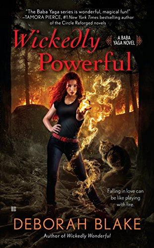 Wickedly Powerful (A Baba Yaga Novel) ()