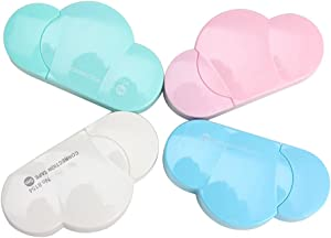 Qupida 1 PC Cute Kawaii Clouds Mini Corrective Tape Small Sweet Korean Stationery Novelty Office Supplies School Supplies Kids