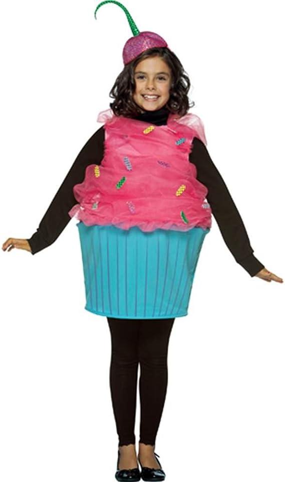 RASTA IMPOSTA - Disfraz de Cupcakes: Amazon.es: Juguetes y juegos