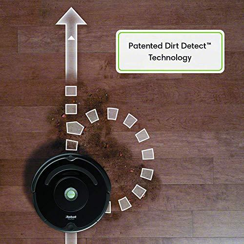 iRobot Roomba Robot Vacuum Works Hard