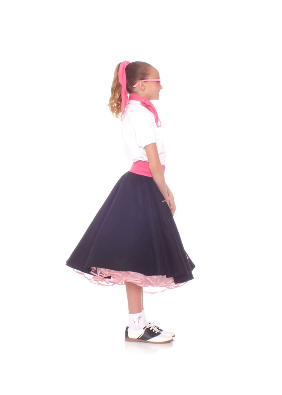 Amazon Poodle Skirt For Girls Clothing
