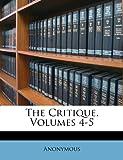 The Critique, Anonymous, 1248434579