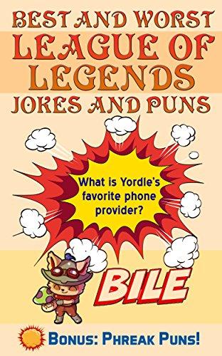 Best and Worst League of Legends Jokes and Puns: Bonus: Riot