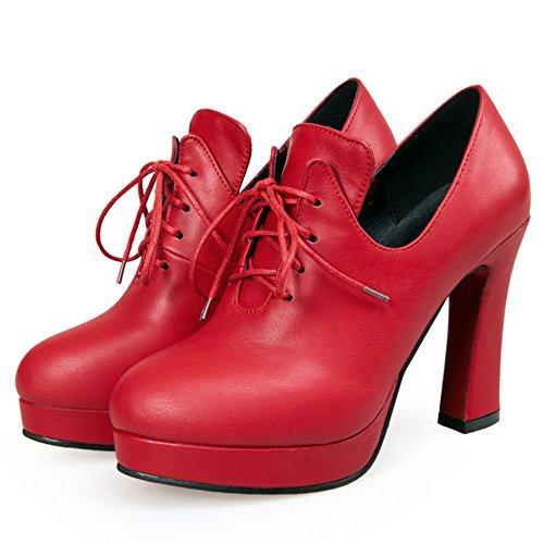 Red Para Mujer 1 Zanpa Zapatos Iav7v0