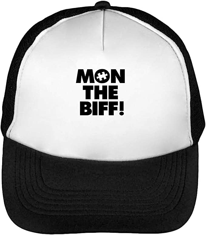 Mon The Biff - Gorra de béisbol para Hombre, diseño de Clyro ...
