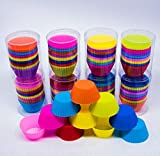 Silicone Cupcake Liners/Baking Cups Reusable