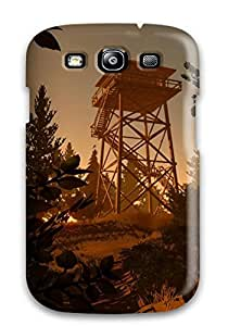 Best Fashion Protective Firewatch Case Cover For Galaxy S3