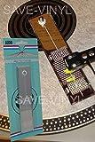 Turntable Phono Cartridge Stylus Alignment Protractor 工具镜