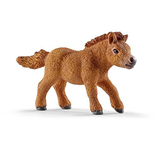 Schleich Mini Shetty Foal Toy (Foal Toy)