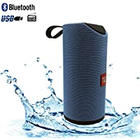 Ultra Portable Wireless Bluetooth Speakers,IPX5 Waterproof Splashproof .support FM radio and Hands-free calls,For Golf, Beach ,Biking,Outdoor, Home , Travel & Hiking and iPhone, iPad, Samsung, Huawei