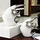 Decoration Fish Crafts Living Room TV Cabinet Shoe Cabinet Bedside Cabinet Home Accessories
