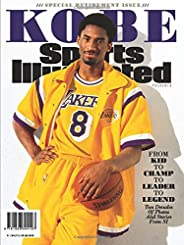 Sports Illustrated Kobe Bryant Special Retirement Tribute Issue: From Kid to Champ to Leader to Legend