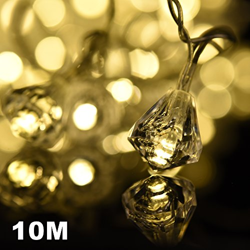 Led 100 Micro Icicle Light String - 5