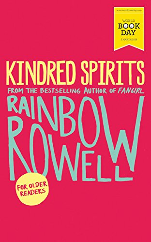 Amazoncom Kindred Spirits World Book Day Edition 2016 Ebook